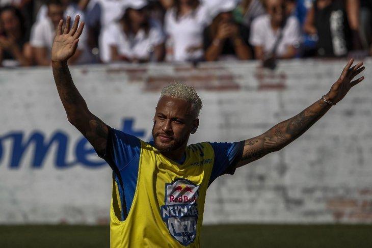 Para pemain Madrid bujuk Neymar gabung ke Bernabeu