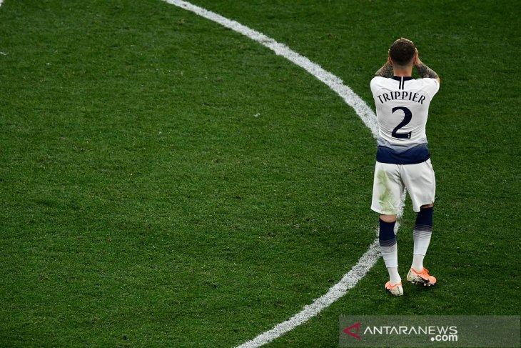 Bek Tottenham Kierran Trippier bakal jalani tes medis di Atletico