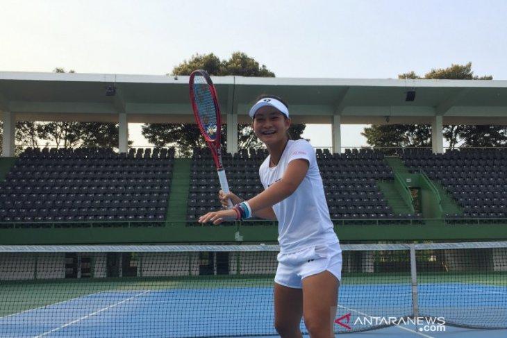 Petenis Priska dan Christo, harapan tenis Indonesia