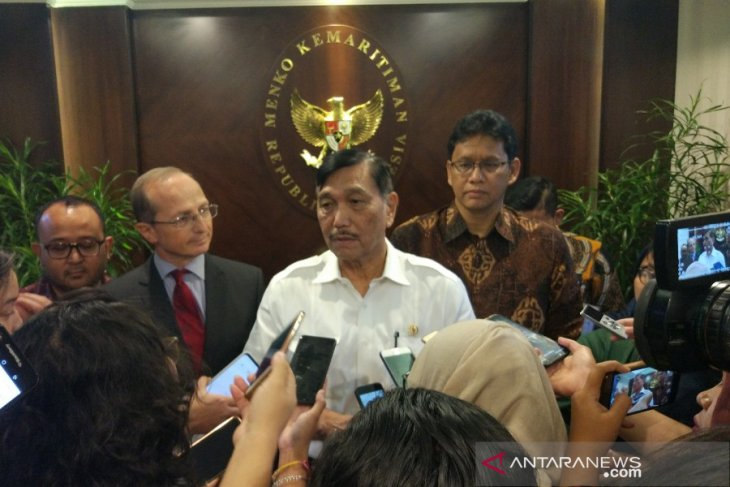 Pandjaitan to examine INACA report to Ombudsman over flight-fare