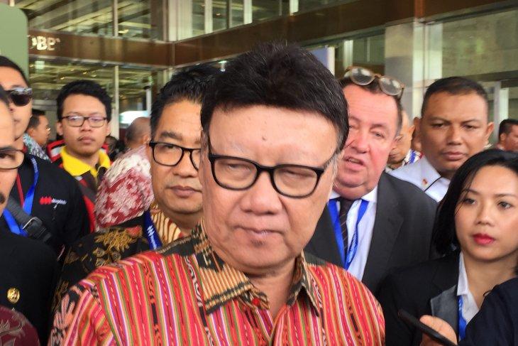 Mendagri perintahkan Gubernur Banten bina Wali Kota Tangerang