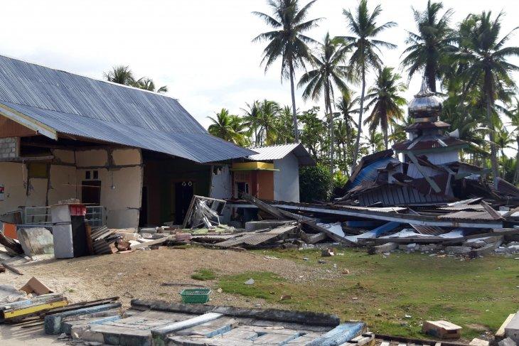 BPBD confirms 971 houses damaged in Halmahera 7.2-magnitude earthquake