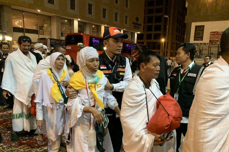 Over 67,000 Indonesian hajj pilgrims arrive in Mecca