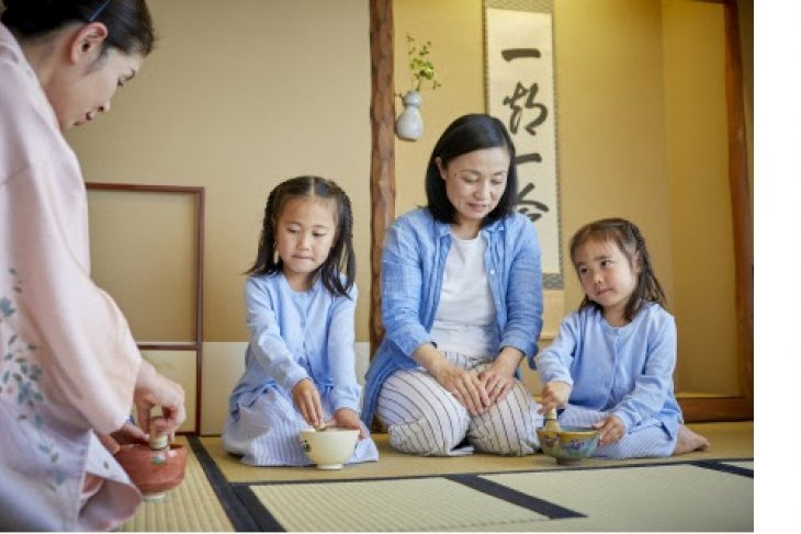"""Keio Plaza Hotel Tokyo offers """"Tea Ceremony Experience and Luxurious Accommodations for Families"""" package"""