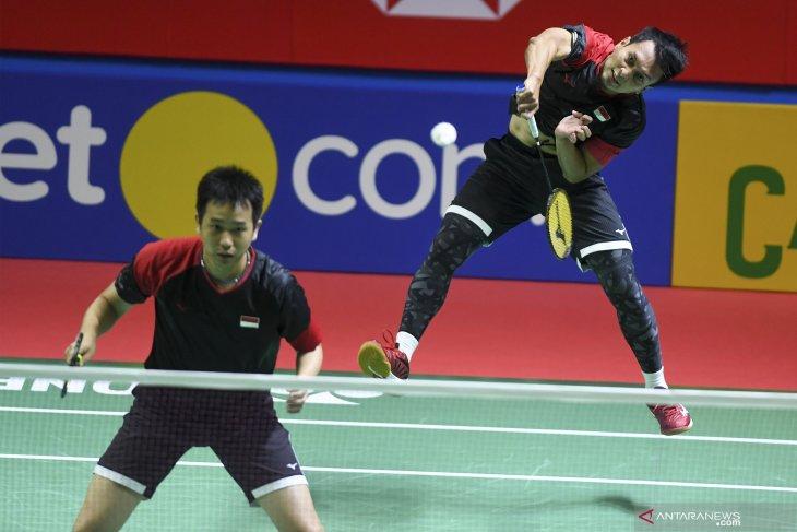 Indonesia tambah tujuh wakil ke babak kedua Indonesia Open