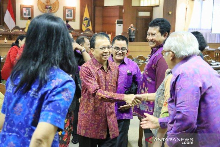 Gubernur Bali: gempa jadi pertanda baik