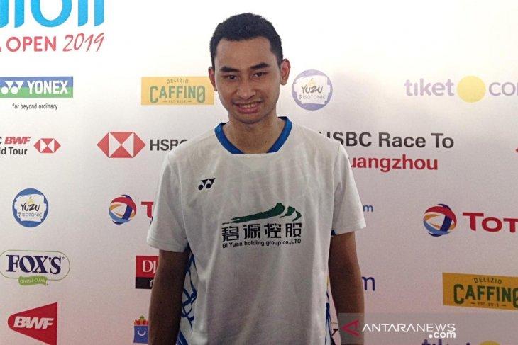 Kalah di Indonesia Open, Tommy fokus dua turnamen bulutangkis selanjutnya