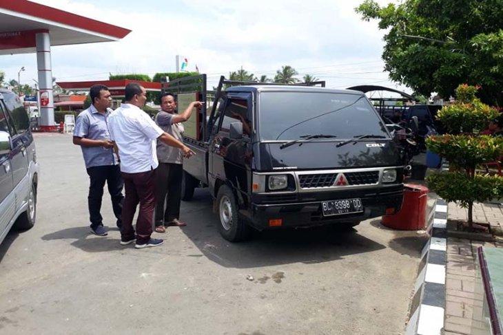 Puluhan juta raib dari mobil kepala desa di Aceh Timur