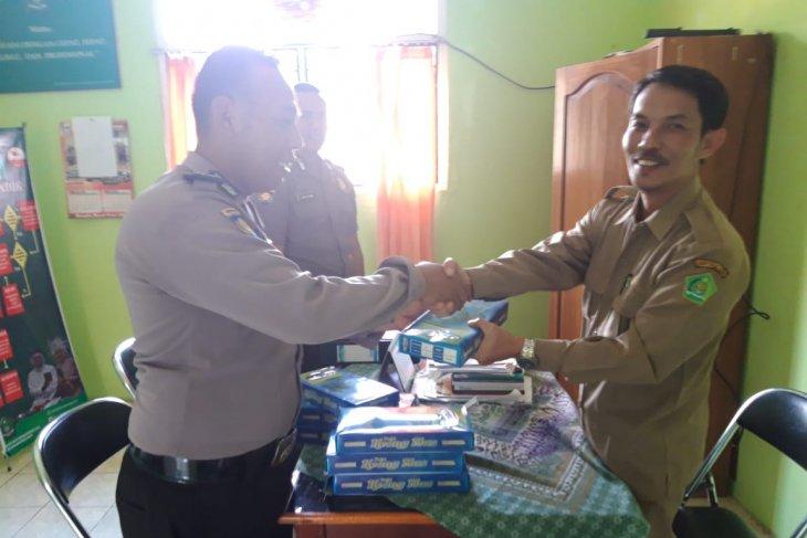 Polres Bangka Barat giatkan anjangsana tokoh agama