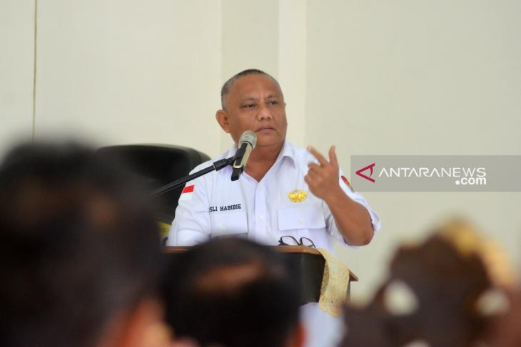 Dinas PUPR Gorontalo mulai bangun Tempat Pemakaman Umum