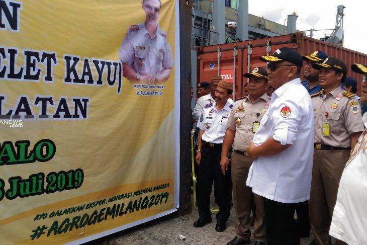 Barantan akan fasilitasi pemetaan komoditas pertanian unggulan di Gorontalo