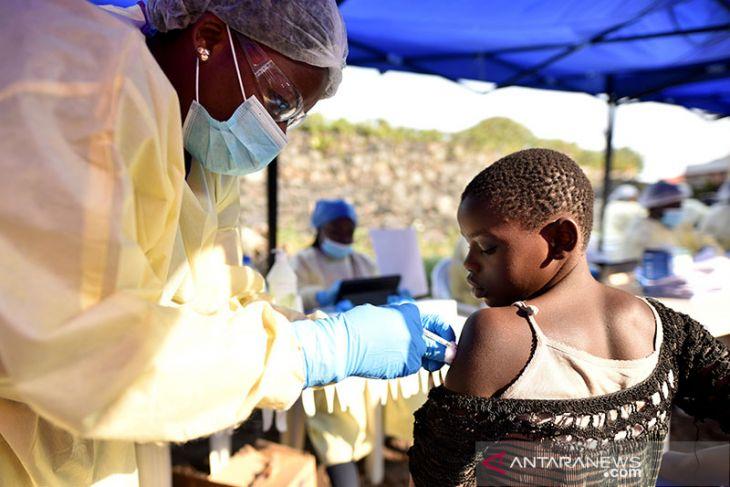 WHO sebut dua warga terinfeksi wabah  Ebola baru di Kongo
