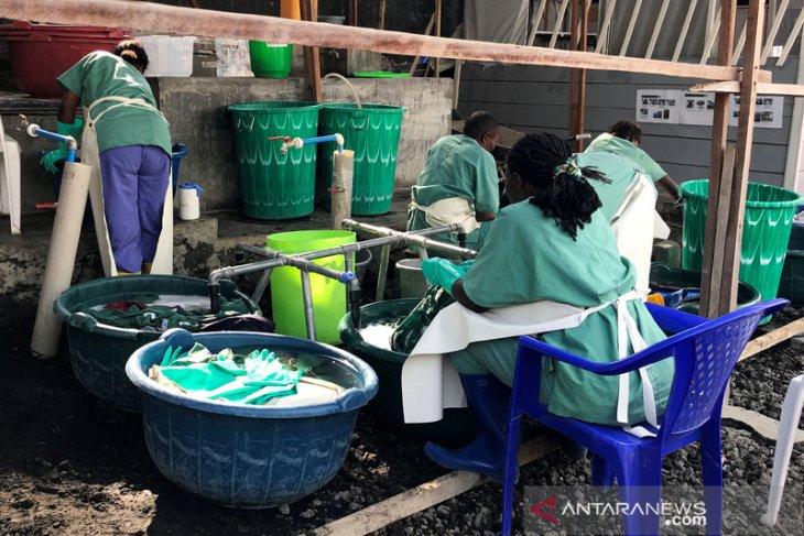 Kongo kembali laporkan  kasus Ebola