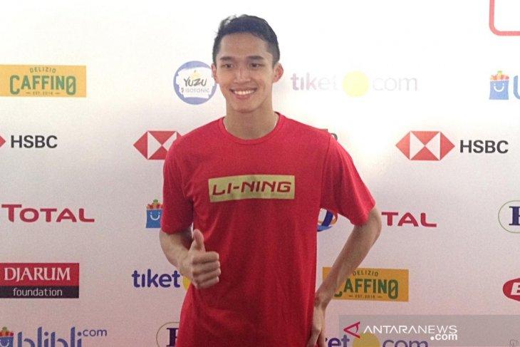 Dijegal unggulan 4, Jojo gagal ke semifinal Indonesia Open