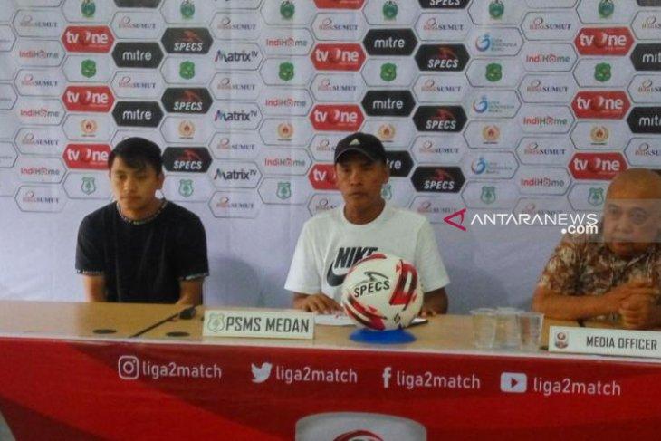 PSMS tanpa Al Hadji hadapi Blitar United