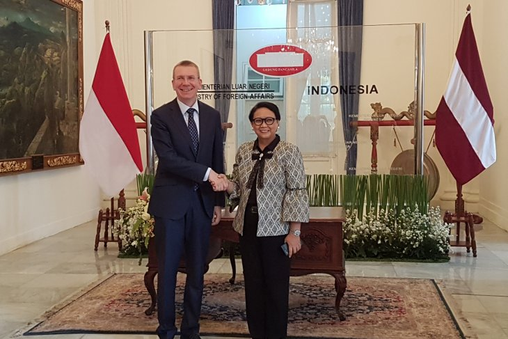 Latvia backs Indonesia's on UN Human Rights Council