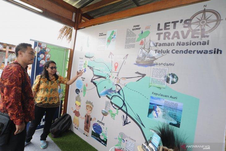Festival Taman Nasional di Nusa Dua promosikan ekowisata
