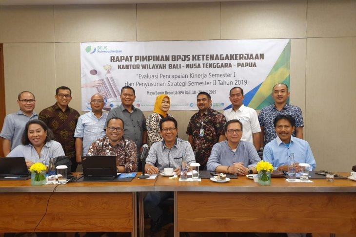 BPJS Ketenagakerjaan meningkatkan kepesertaan gandeng perbankan