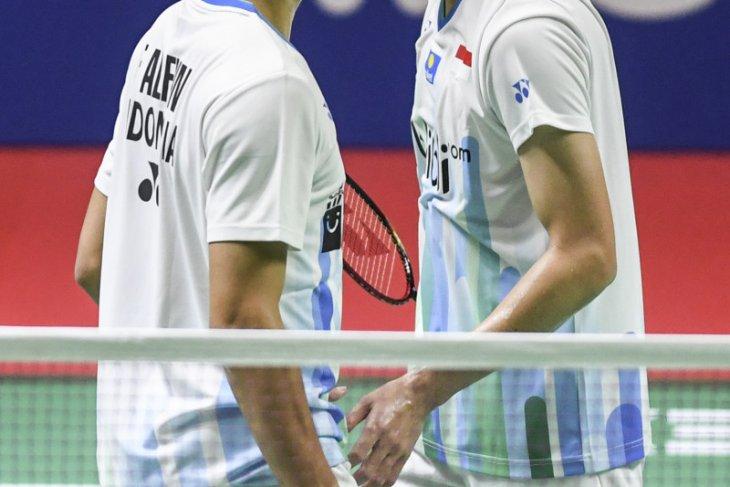 Fajar/Rian atasi hambatan babak pertama China Open