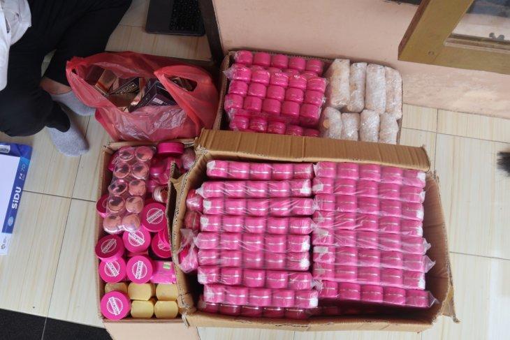 BPOM HSU temukan 22  kosmetik ilegal di Tabalong