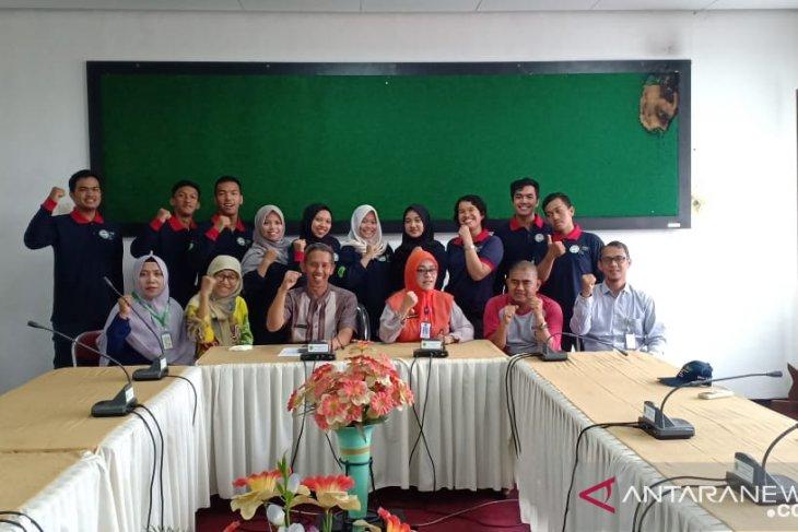 Surono Lepas Mahasiswa Magang S1 PIN Unmul Samarinda Angkatan ke 13