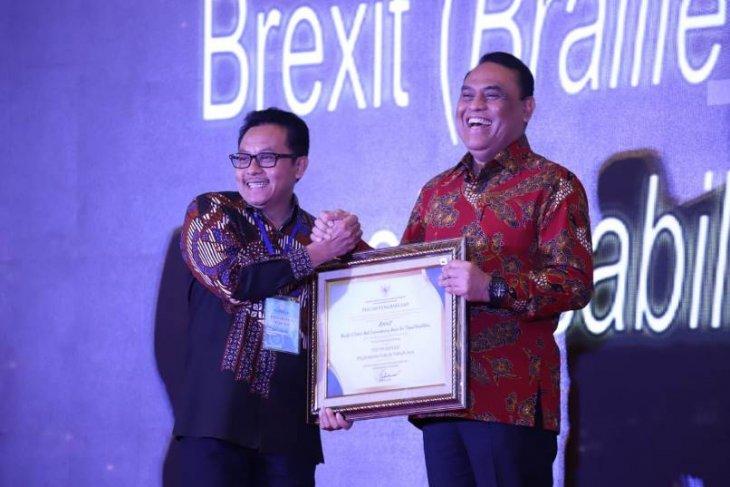 Brexit antar Kota Malang raih Penghargaan Top 99 Inovasi Pelayanan Publik 2019