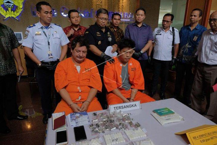 Penggagalan upaya penyelundupan narkoba