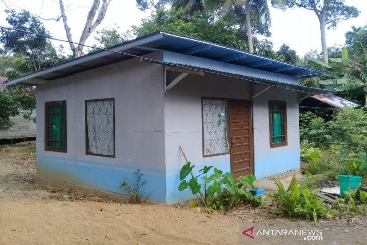 Bank Kalsel bangun dua rumah dhuafa melalui SBC