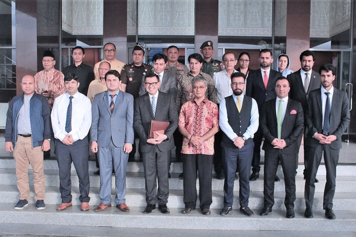 Afghan delegation gains insights into conflict resolution in Maluku