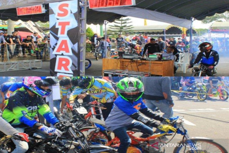 Polres Tapin kembali gelar Bhayangkara Dragbike Championship