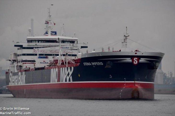 Iran sita tanker minyak berbendera Inggris