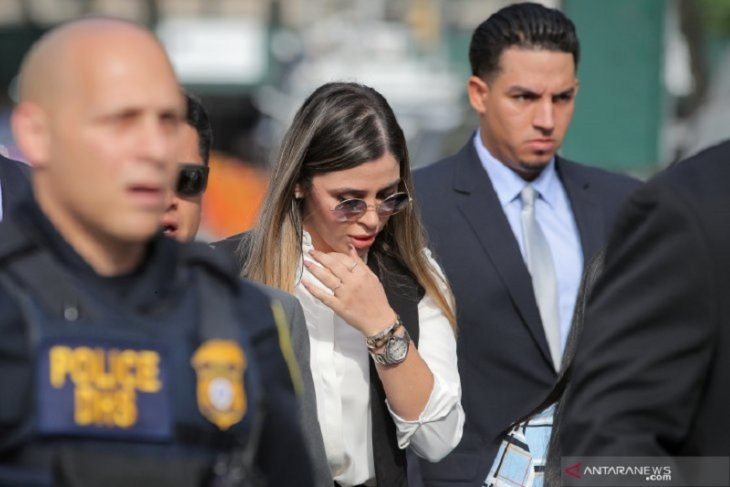 AS tangkap istri bos kartel Meksiko El Chapo terkait narkoba