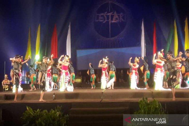 Sendratari Sindoro Sumbing pukau ribuan pengunjung
