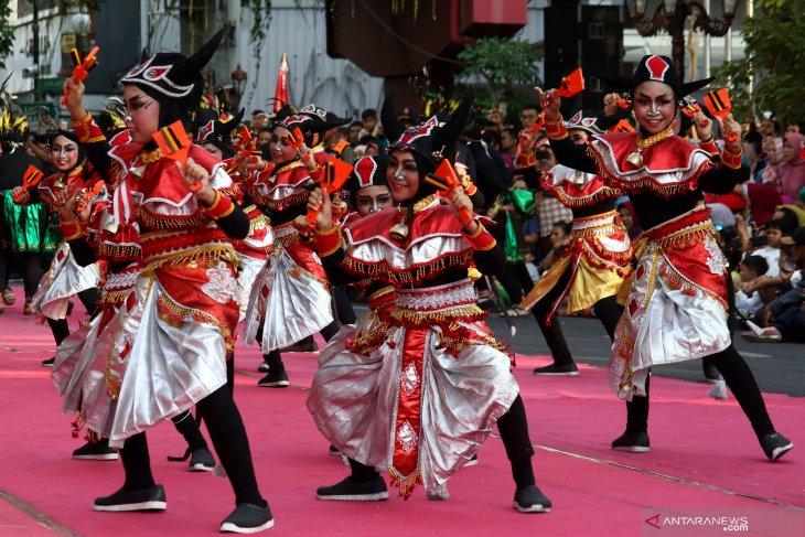 Gebyar Tari Remo Dan Festival Yosakoi