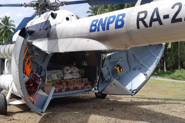 Tim penanggulangan bencana fokus jangkau pedalaman Halsel