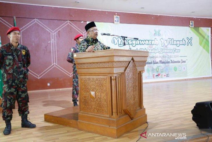 Muswil X Pemuda Muhammadiyah Kaltim Resmi Dibuka