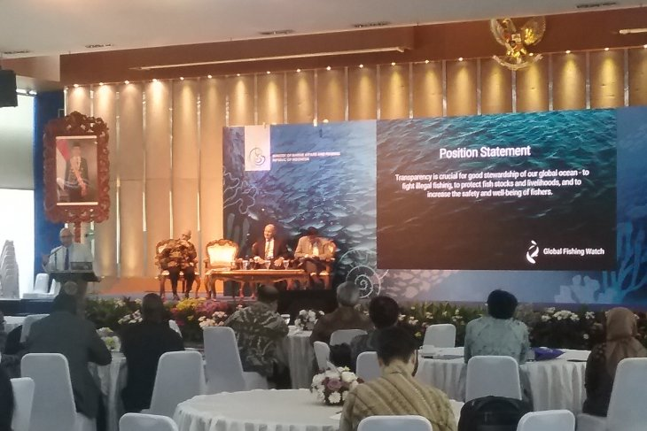 KKP keen on network established to combat transnational fishery crimes