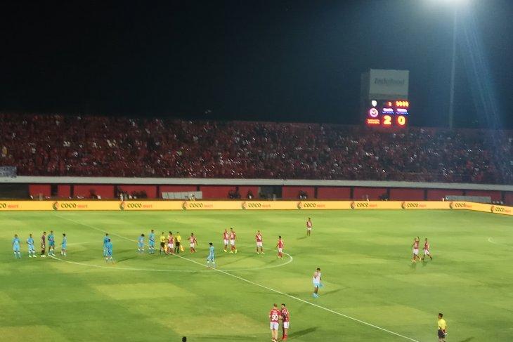 Bali United tundukkan PSS Sleman 3-1