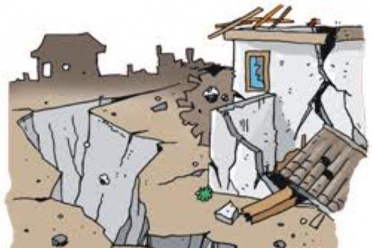 Guncangan gempa Bali terasa hingga Jember