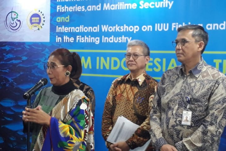 Indonesia makes great efforts to eradicate illegal fishing: Minister