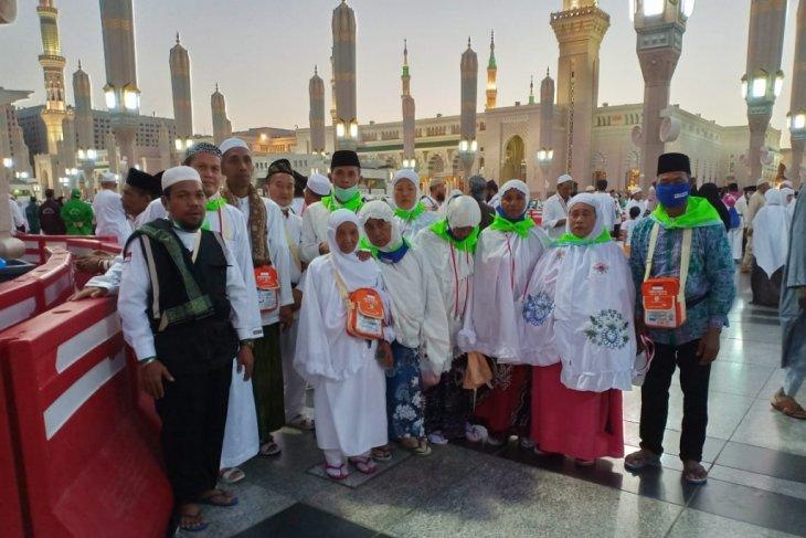 Calhaj Kalsel tempati pemondokan dua kilometer dari Masjidil Haram