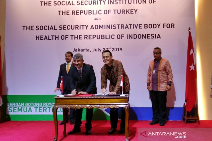 BPJS collaborates with Turkish social security agency