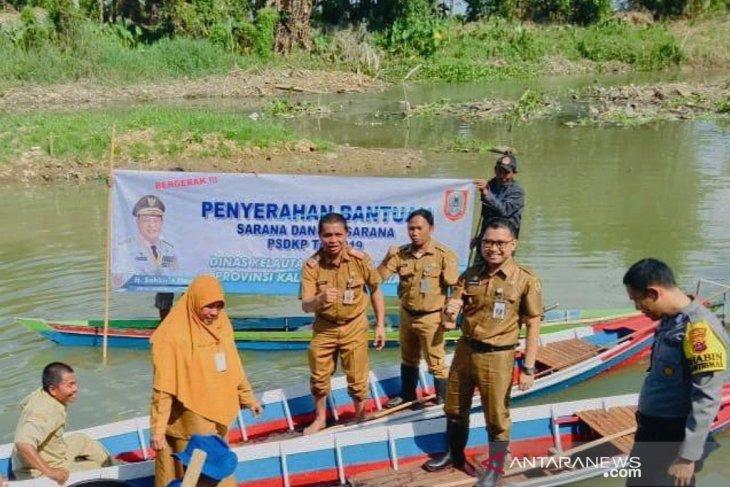 Nelayan di Kecamatan LAU dapat bantuan 10 ribu bibit ikan toman