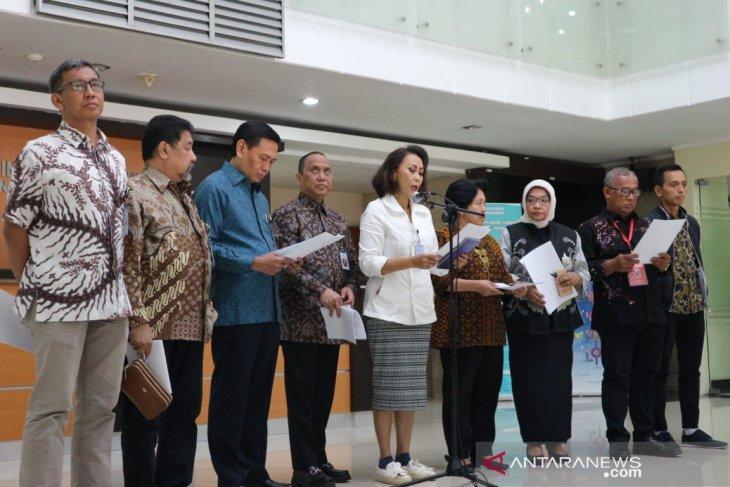 Pansel Capim KPK yakini temukan kandidat terbaik dari 104 orang