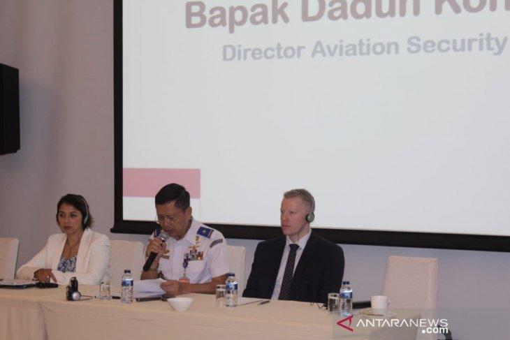 Indonesia, Britain, Australia discuss air cargo security