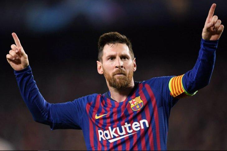 Barcelona siapkan kontrak baru bernilai fantastis untuk Messi