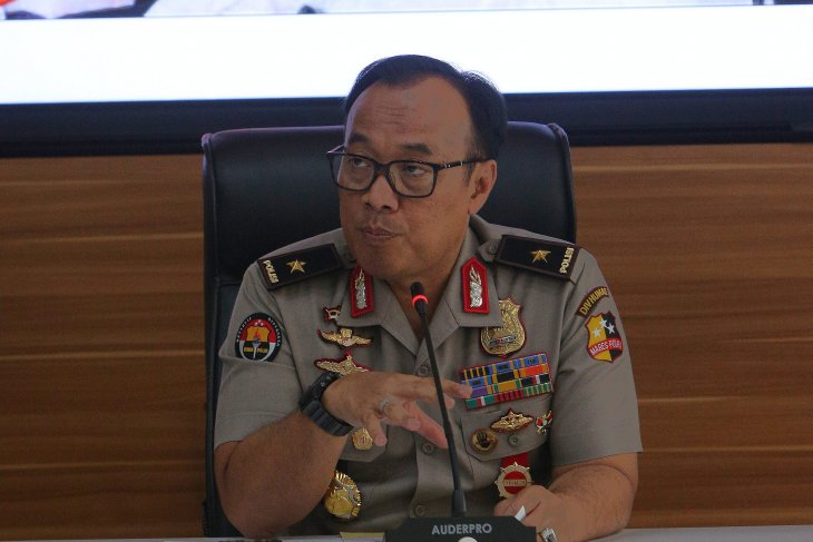Police chief signs letter for Baswedan case team