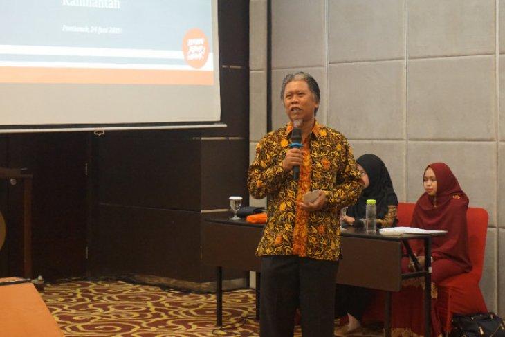 Prof Udiansyah : Berantas korupsi dengan pendidikan antikorupsi