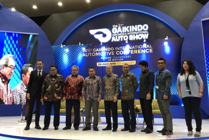 Infrastructure readiness crucial for making electric cars: Gaikindo