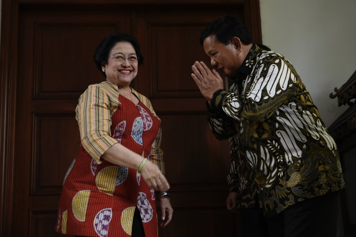 Prabowo-Megawati meeting reveals signs of reconciliation: Analyst